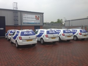 R&R Van Fleet Liveries
